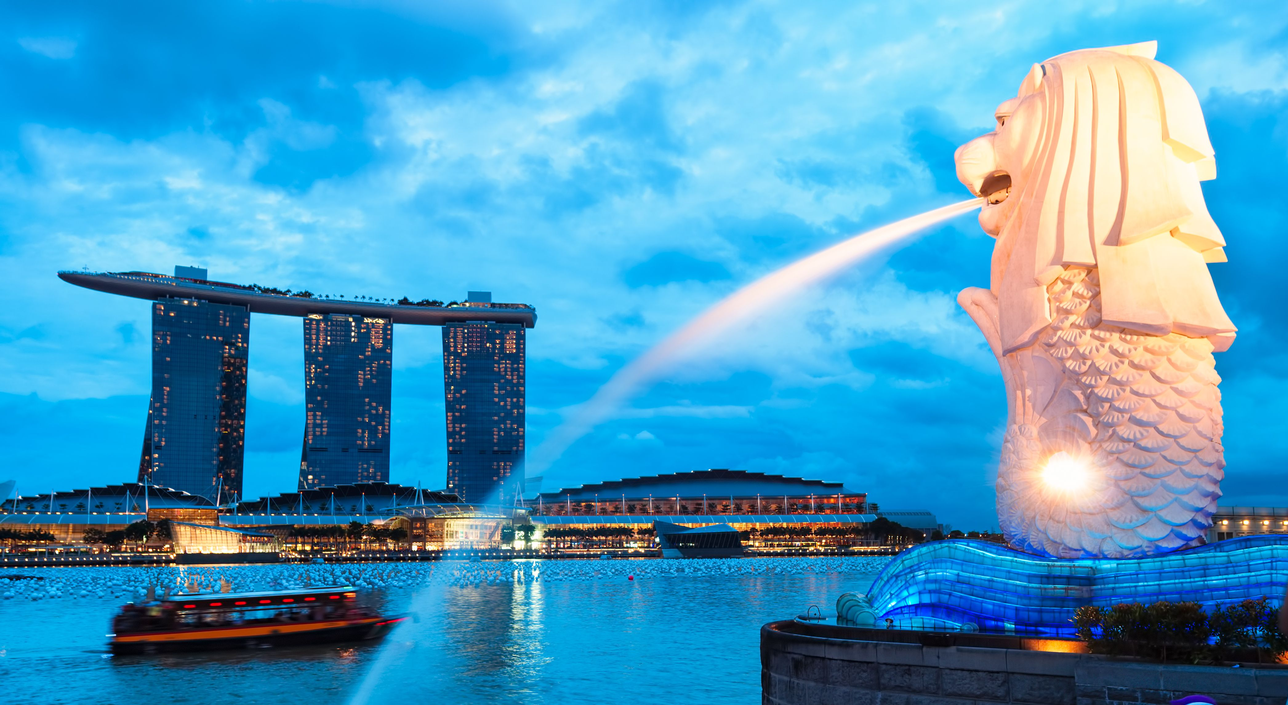 The Unique Cosmopolitan Culture Of Singapore Is An Exciting Mix Of