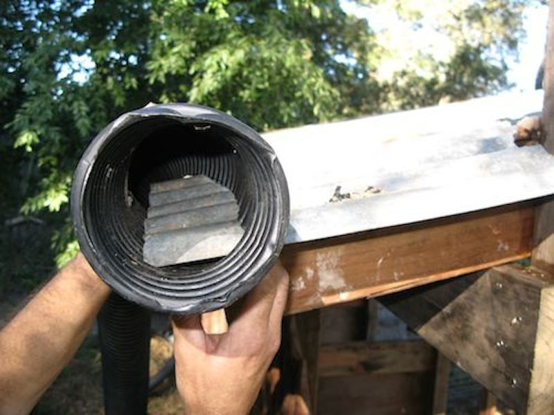 Low Cost Roofwater System For Agricultural Supply Corrugated Metal Roof Diy Gutters Gutters