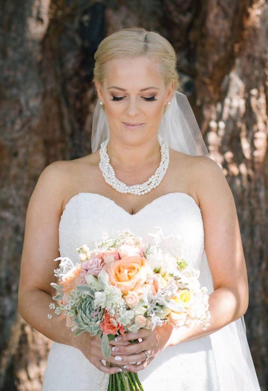 bronze eyes wedding makeup look. makeup by eve makeup artistry