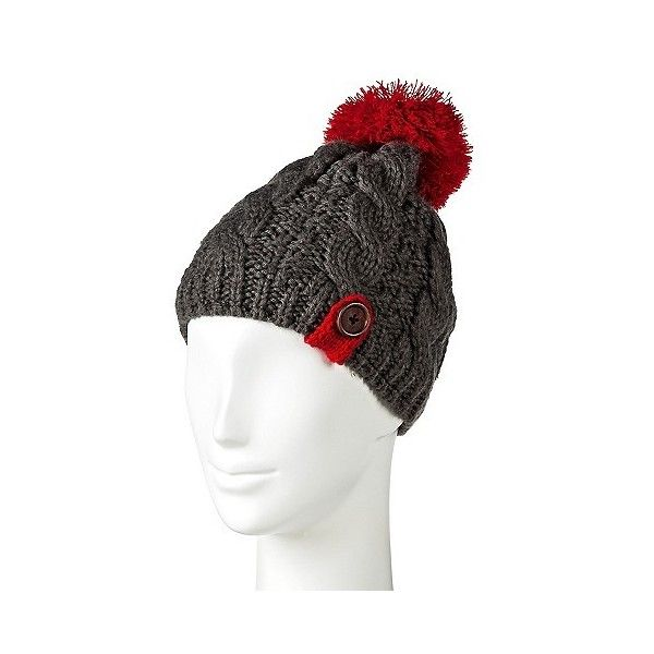 f4e83f3c3b3 Women s Pom Beanies (€17) ❤ liked on Polyvore featuring accessories ...