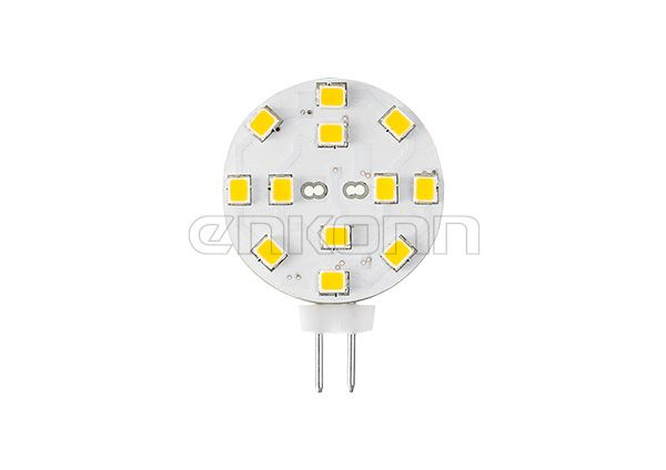 12pcs 2835smd G4 12v 20w Halogen Led Replacement Enkonn Led Halogen Replacement