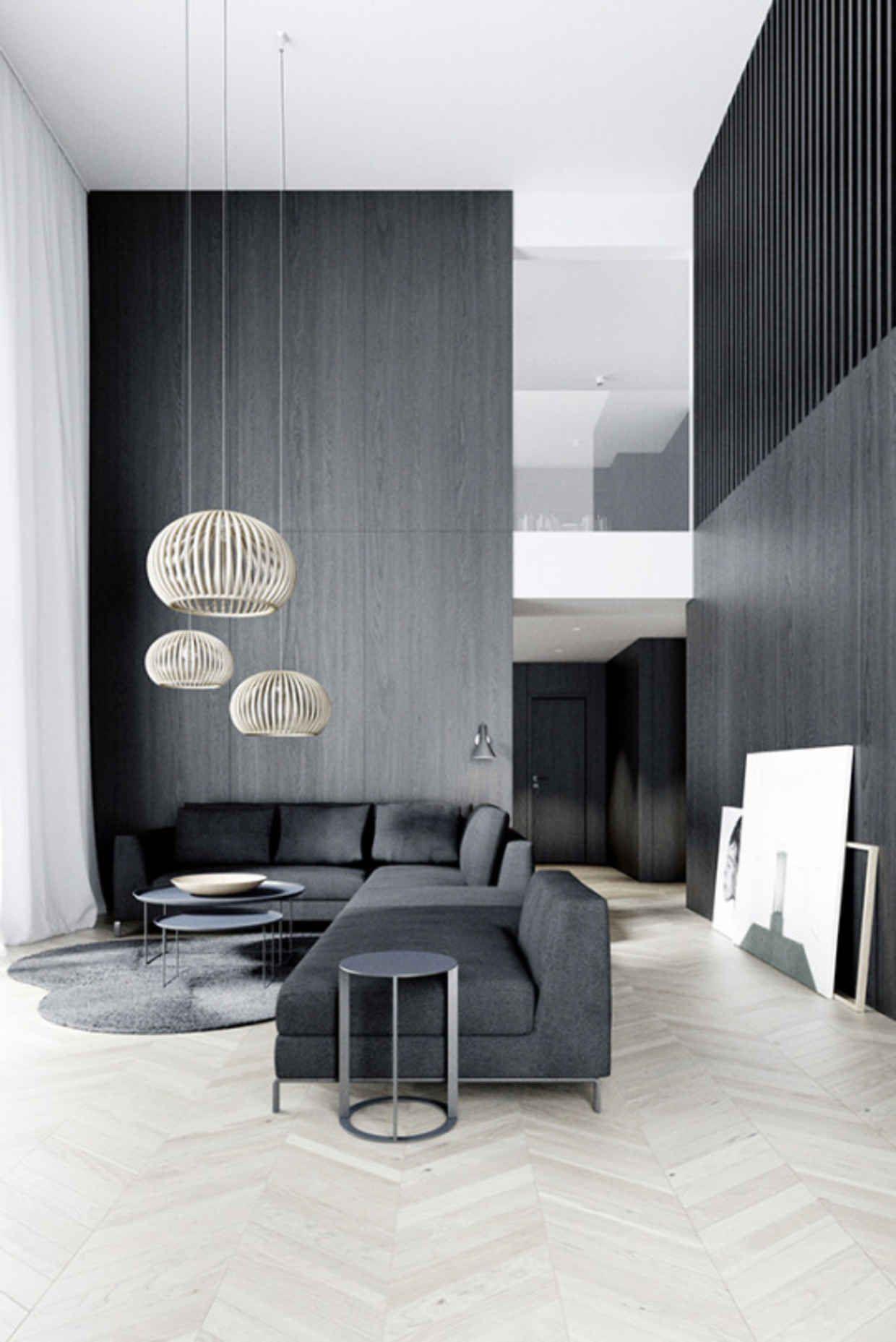 Modern Minimalist Living Room Design: Inspiring Examples Of Minimal Interior Design 5