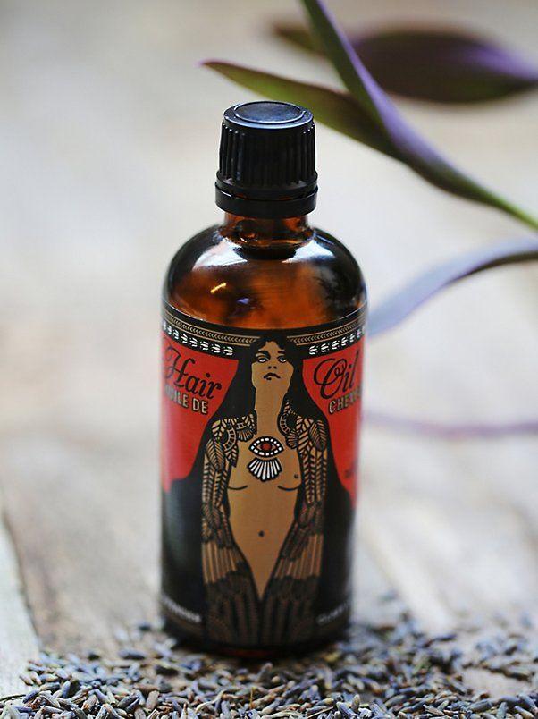 Lavender Sage Hair Oil