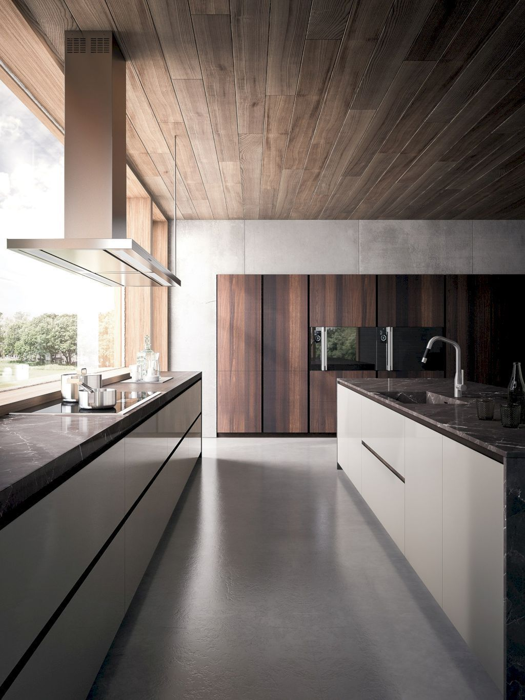30 Modern Minimalist Kitchen Remodel Ideas Konyha