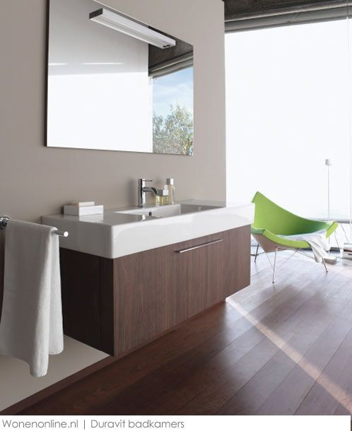 badkamer | Small bathroom, Sinks and Decorating