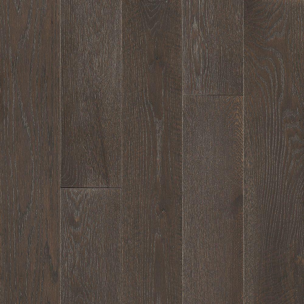 White Oak Mist 3 4 Inch T X 5 W Varying L Solid Hardwood