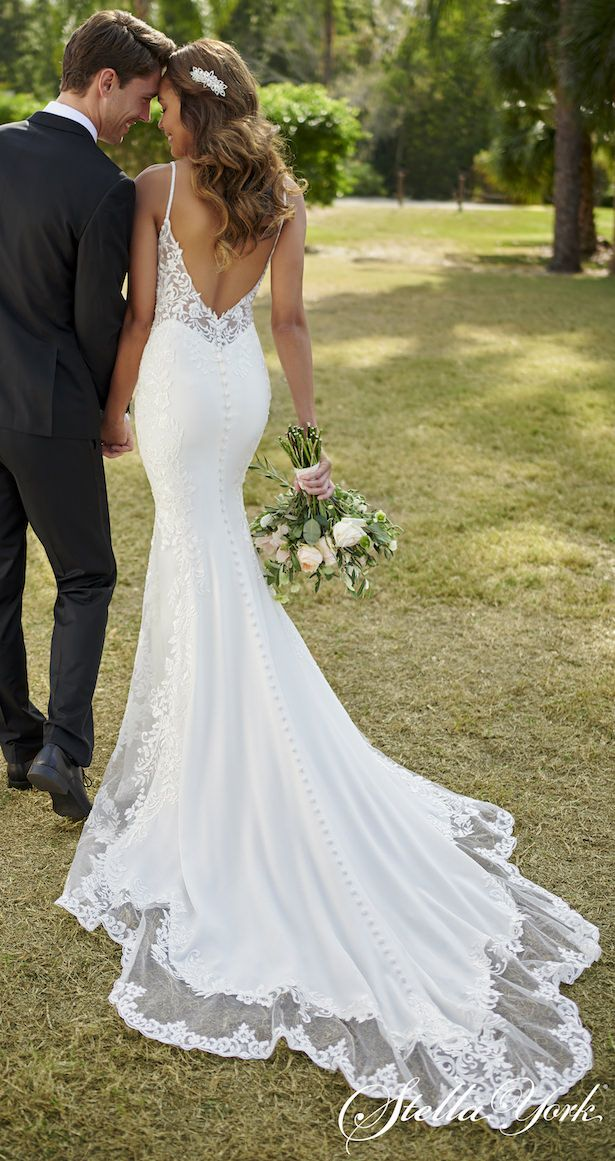 World Exclusive : Stella York Wedding Dresses 2021