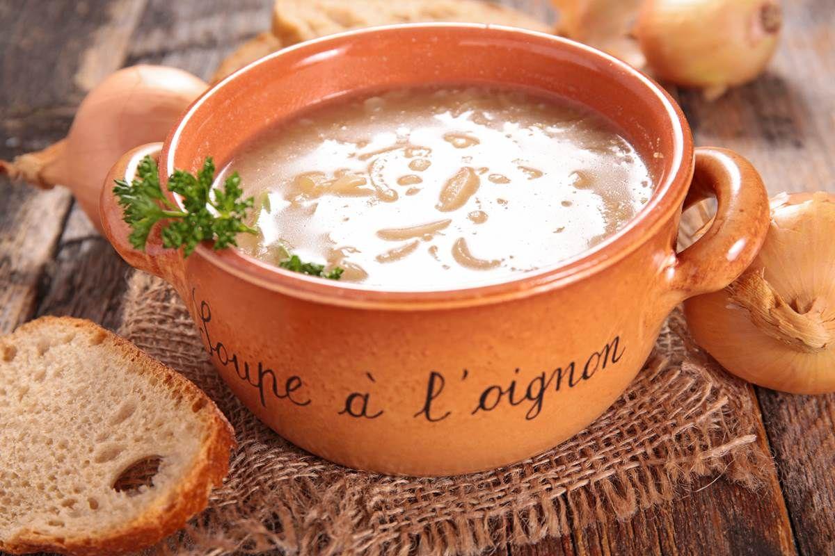 [Recette] Soupe à l'oignon doux des Cévennes ALES