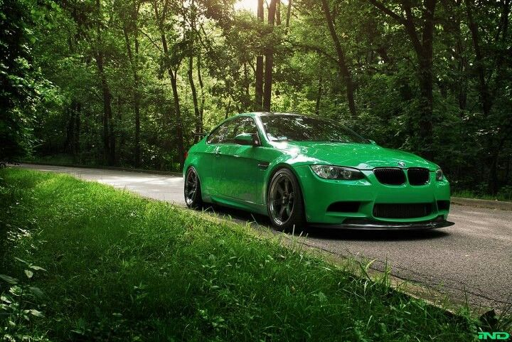 M3 Green forest