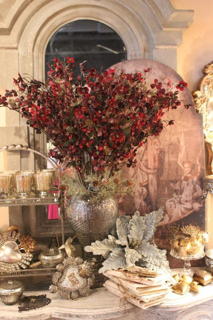 Romancing the Home: Christmas Open House- Holiday Decor Inspirations