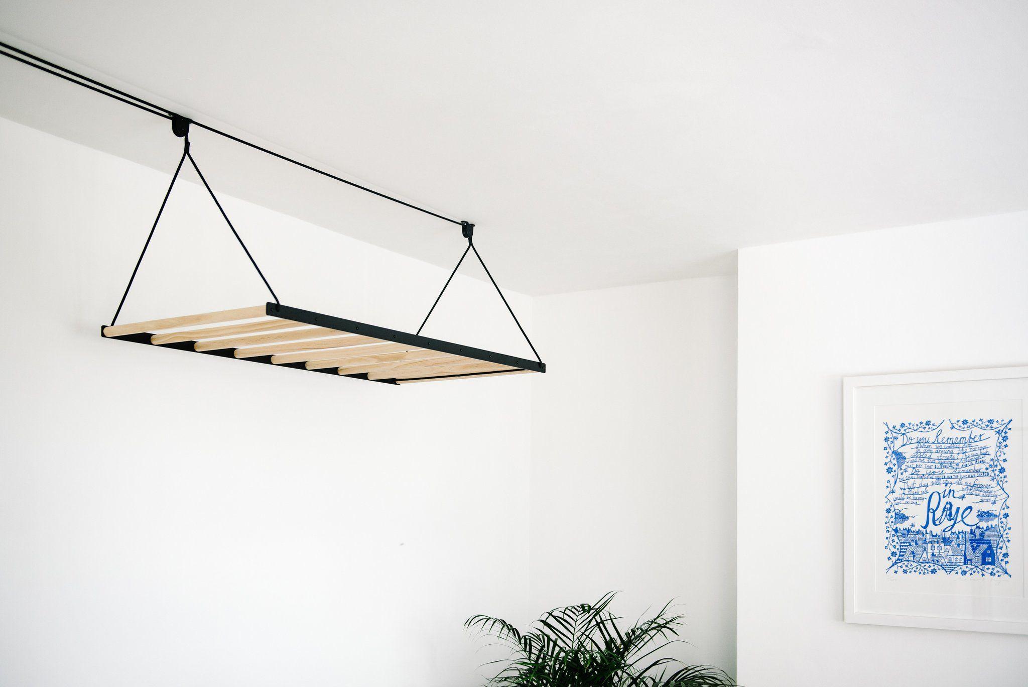 Hanging Drying Rack With Images Hanging Drying Rack Elegant