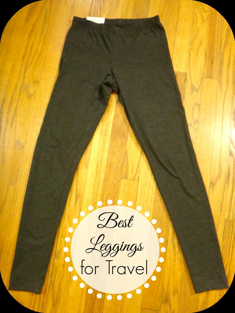 Best Travel Leggings