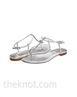 Badgley Mischka by Bellissima Bridal Shoes - Genevie - Shoes