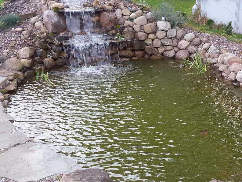How to build the ultimate backyard pond backyard water