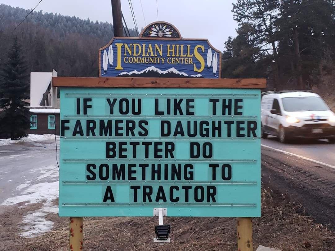 https//ift.tt/2UiqkJz in 2020 Funny signs, Farmer's