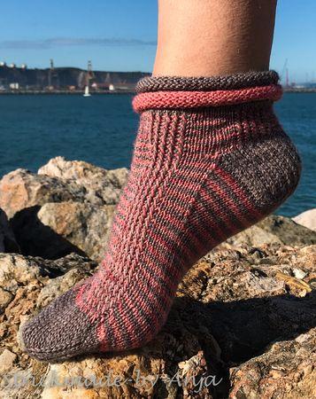 "Photo of ""San Lorenzo"" Socken"