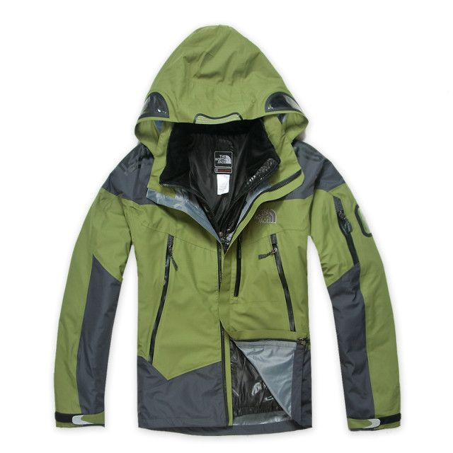 chaqueta north face gore tex pro shell