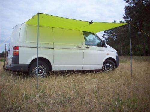 sonnensegel Wohnmobil gebraucht kaufen, Bus camper, Vw