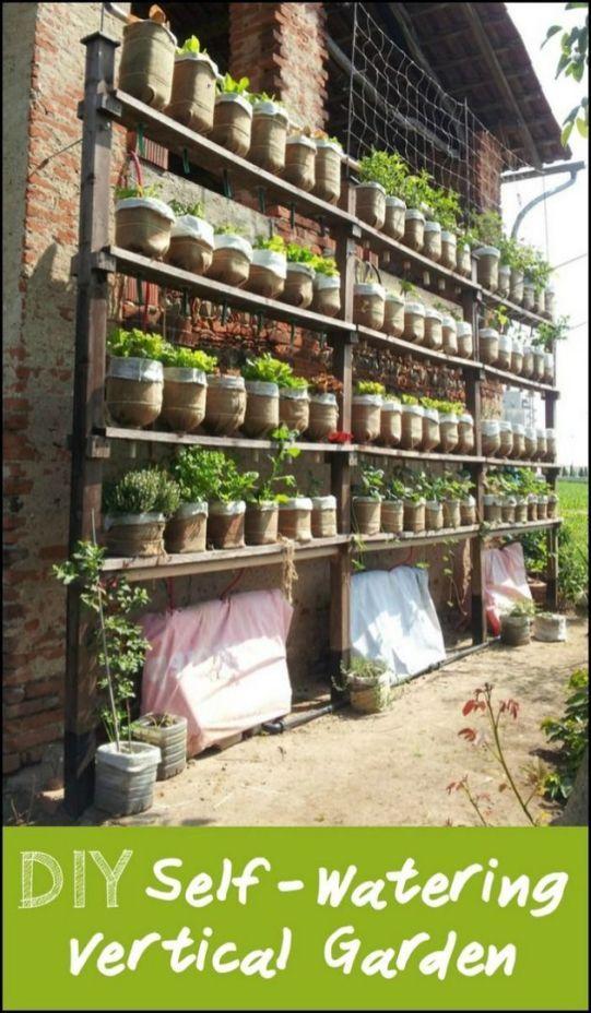 29 Vertical Garden Vegetable Diy How To Build 14 400 x 300