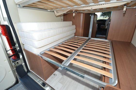 essai fourgon neuf roller team livingstone 5 sprinter. Black Bedroom Furniture Sets. Home Design Ideas