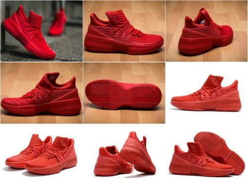 best sneakers a4b45 28048 2018 How To Buy Dame Lillard 3 Adidas Roots BB8337 Red October