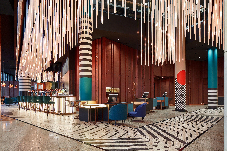 Sundukovy sisters hotel pullman berlin schweizerhof germany 2017