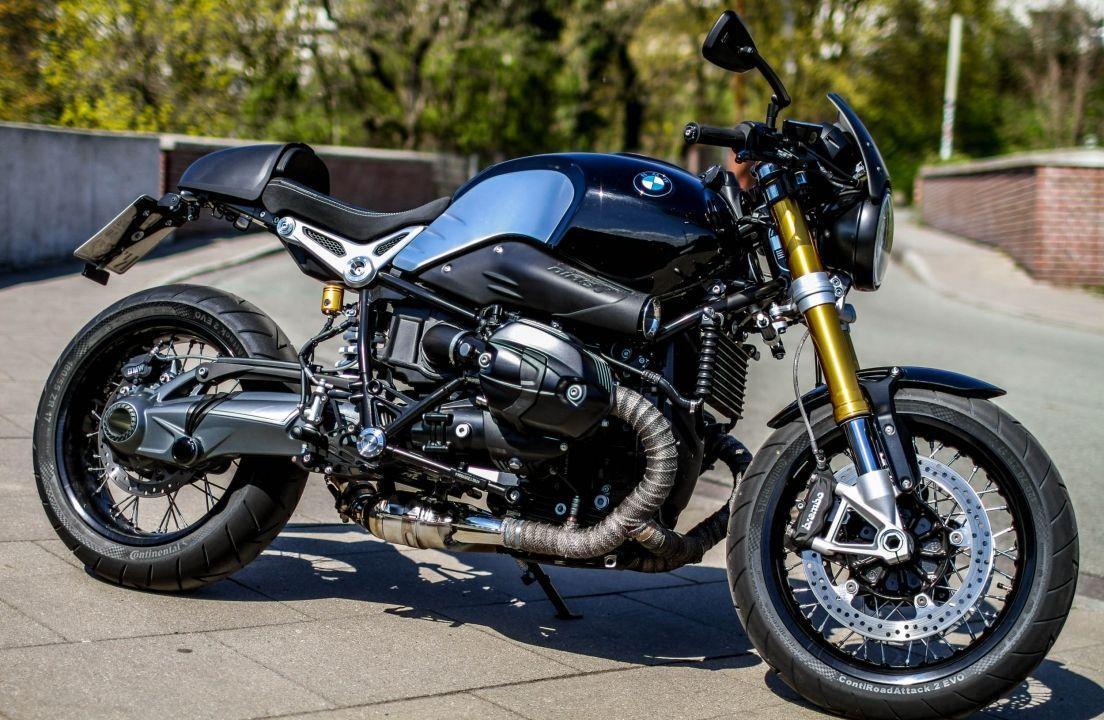 Nine T Customs Page 24 Bmw Ninet Forum Bmw Motorbikes Bmw Cafe Racer Retro Motorcycle