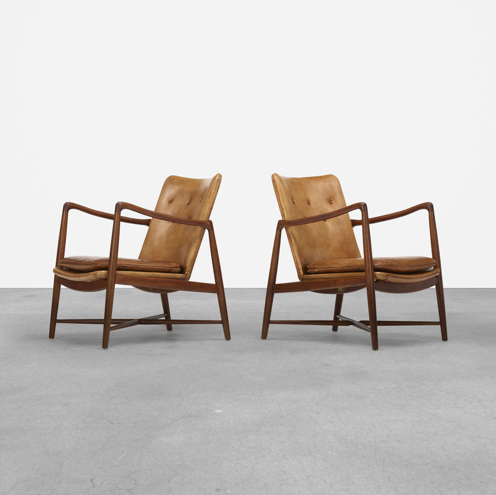 Danish Chair Plans Finn Juhl Bovirke Fireside Chairs Furniture And