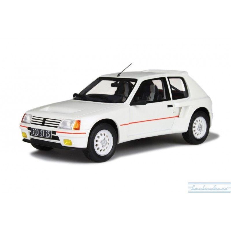 1985 PEUGEOT 205 T16 SERIE 200 WHITE