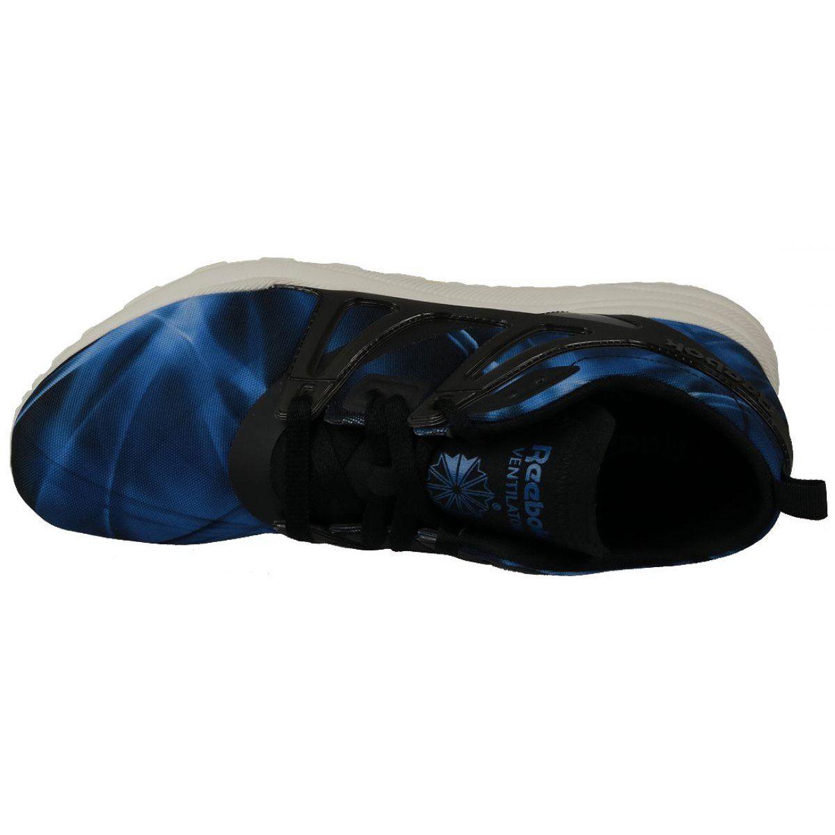 Buty Reebok Classic Ventilator M V69416 Niebieskie Blue Shoes Reebok Classic Reebok
