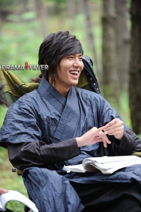 como Choi Young en Faith
