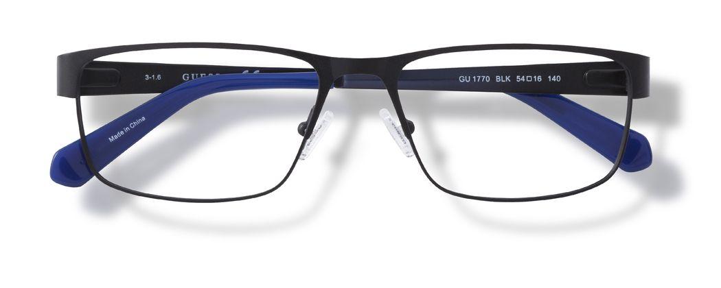 Eyemart Express Guess Gu 1770 Eye Glasses Frames