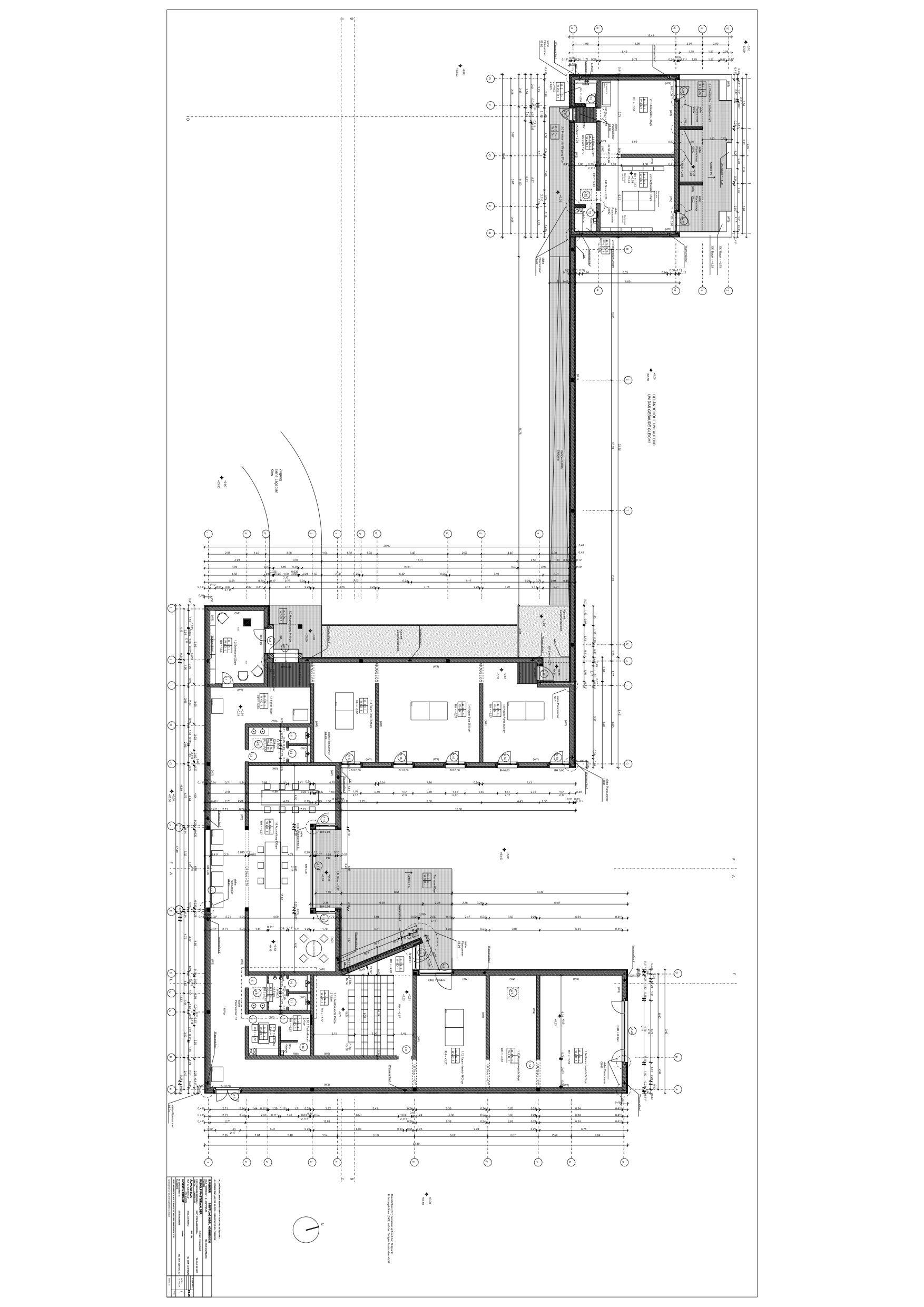 Alvaro Siza Instituts Fur Architektur Hombroich