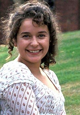 Julia Sawalha I Couldn T Believe The Same Actress That Played Classless Lydia Bennet Also Winningly Pride And Prejudice Julia Sawalha Pride Prejudice Movie