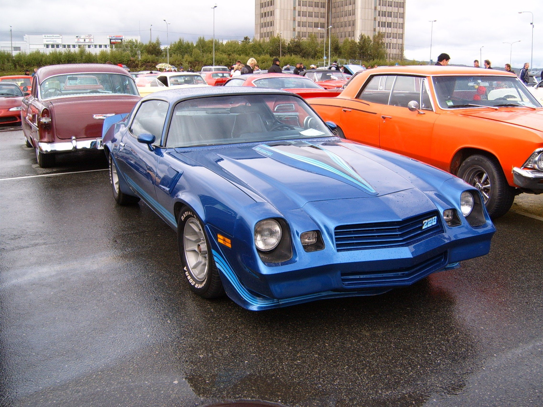 2nd camaro car muscle usa chevrolet chevy generation muscle usa z28 1970 1971 1972 1973 1974