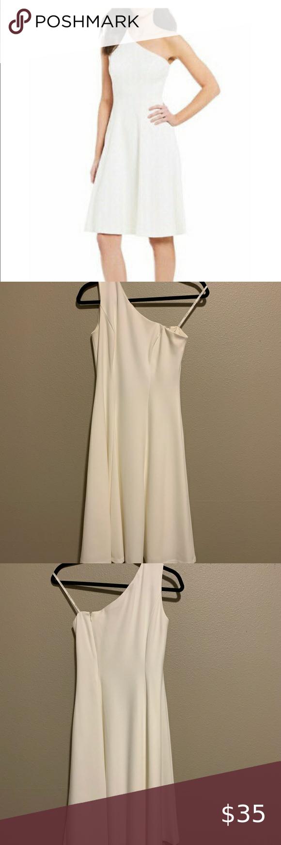Ck One Shoulder Fit Flare Cocktail Dress Fit And Flare Cocktail Dress Fit Flare Cocktail Dress [ 1740 x 580 Pixel ]
