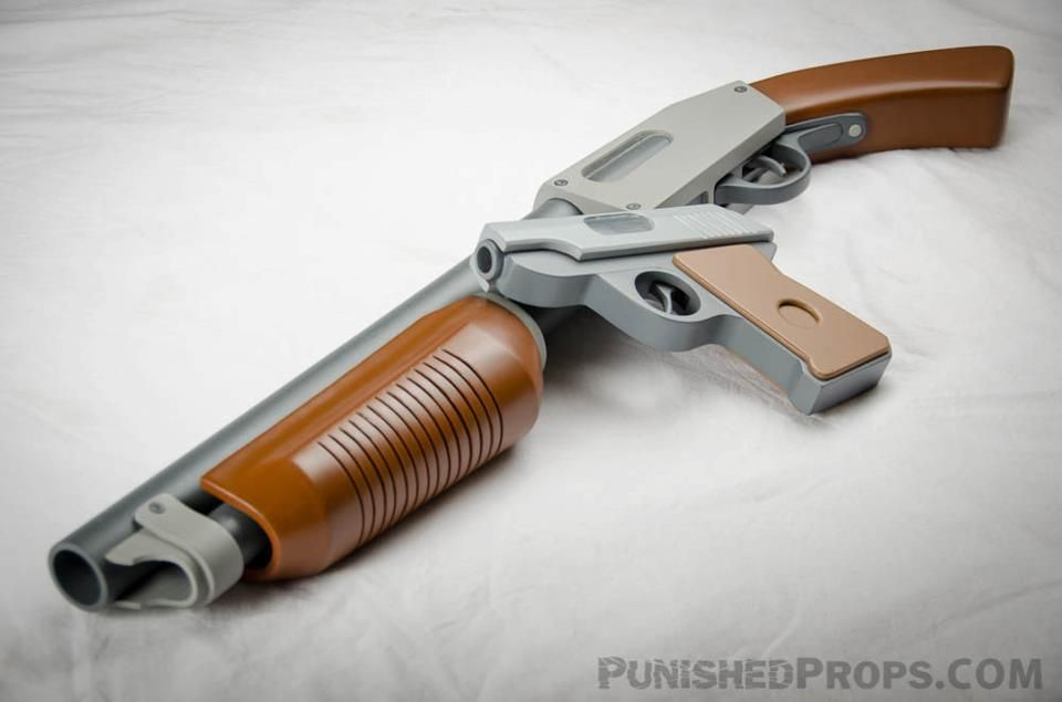 Tf2 Shotgun Real Life