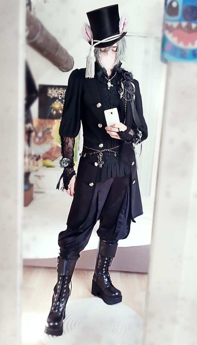 Bought New Boots For My Ouji Outfits.(画像あり)