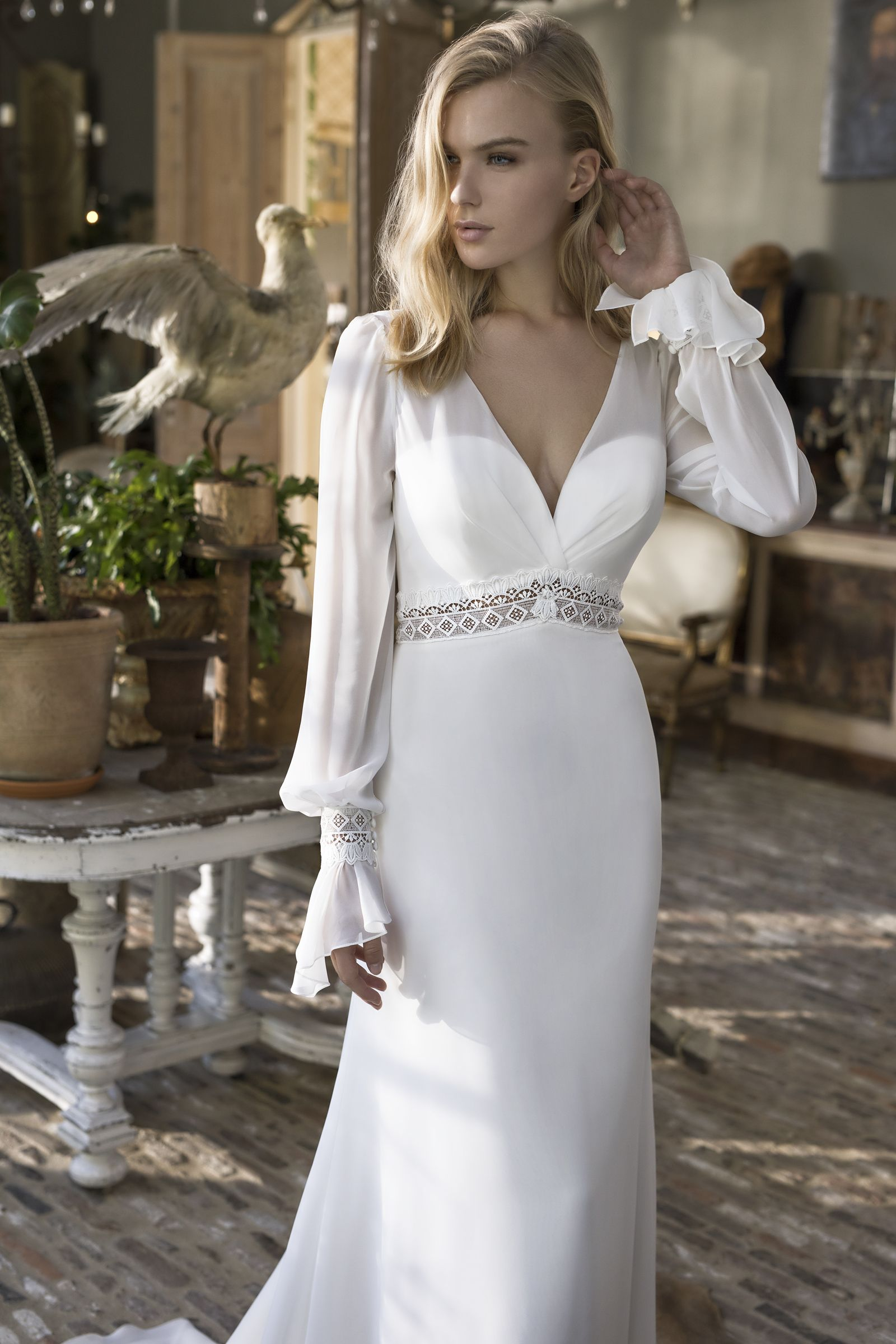 Taft & Tule Wedding Dress Trouwjurk Bruidsj… | Say yes to the dress ...