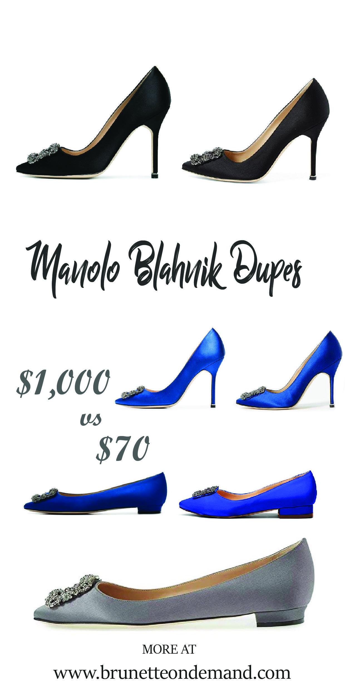 custom manolo blahnik shoes