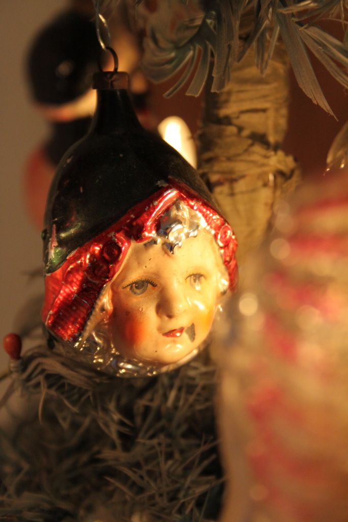 Pin by Cynthia Gratton on ORNAMENT FIGURAL HEAD Pinterest - primitive christmas decorations