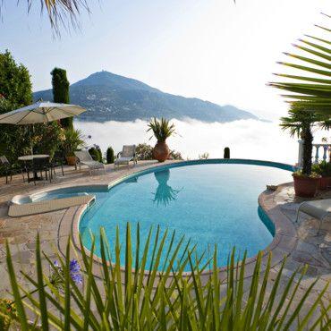 Jard n y terrazas modelos de piscinas peque as para bajos for Modelos de patios y jardines