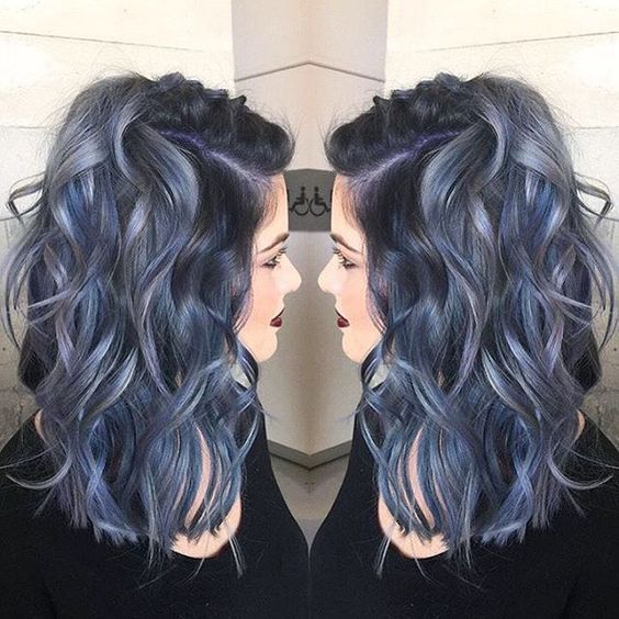 Pulp Riot colors are the smoke bomb! | Possible hair ideas ...