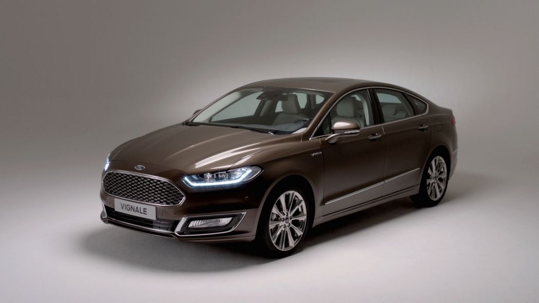 Ford Mondeo Vignale Ford Mondeo Most Expensive Luxury Cars Ford