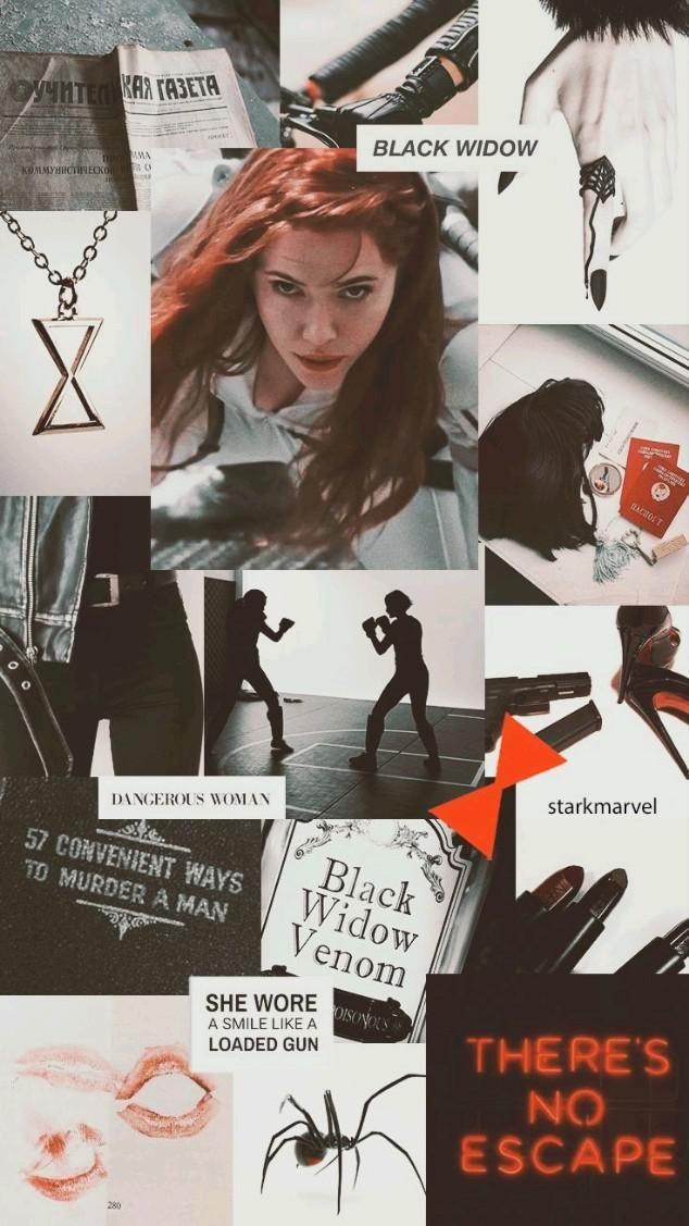 Black_Widow _Tumblr_College_Wallpaper🌼�