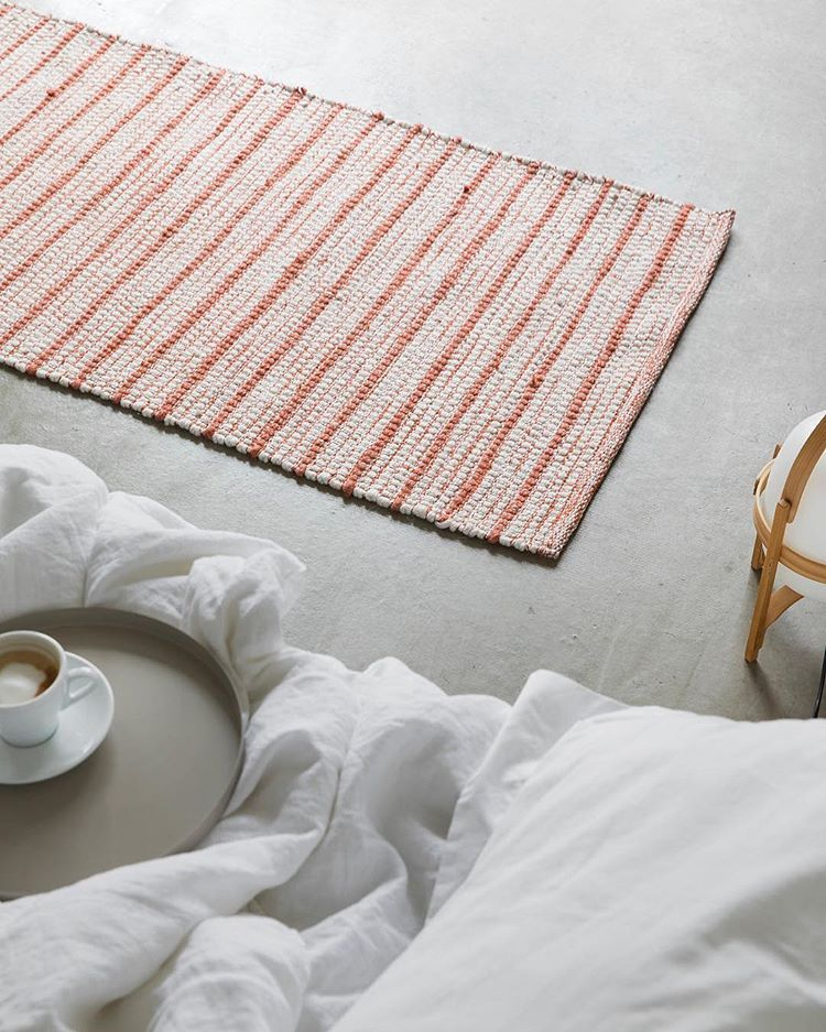 Carpet Stripe Nordic Design With A Sustainable Attitude All Rugs By Formgatan Are 100 Made Of Recycled Pet Bottles Formgatan