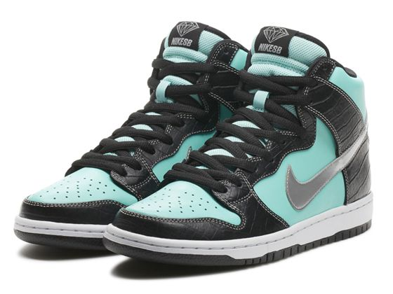 Nike SB X Diamond Supply Co. \