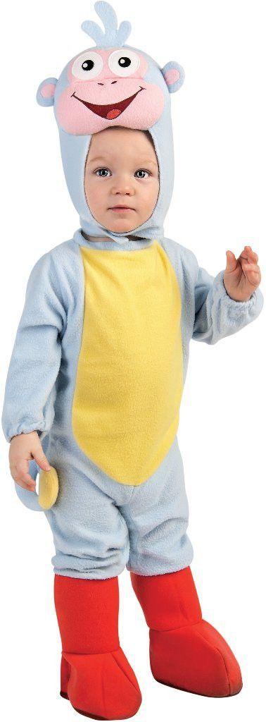 dora the explorer boots ez-on romper infant costume | infant (6-12 months)