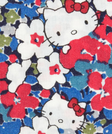 Hello Kitty Liberty London Fabric