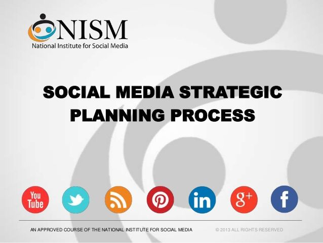 Social Media Strategy Plan Template Social media strategic - social media plan template